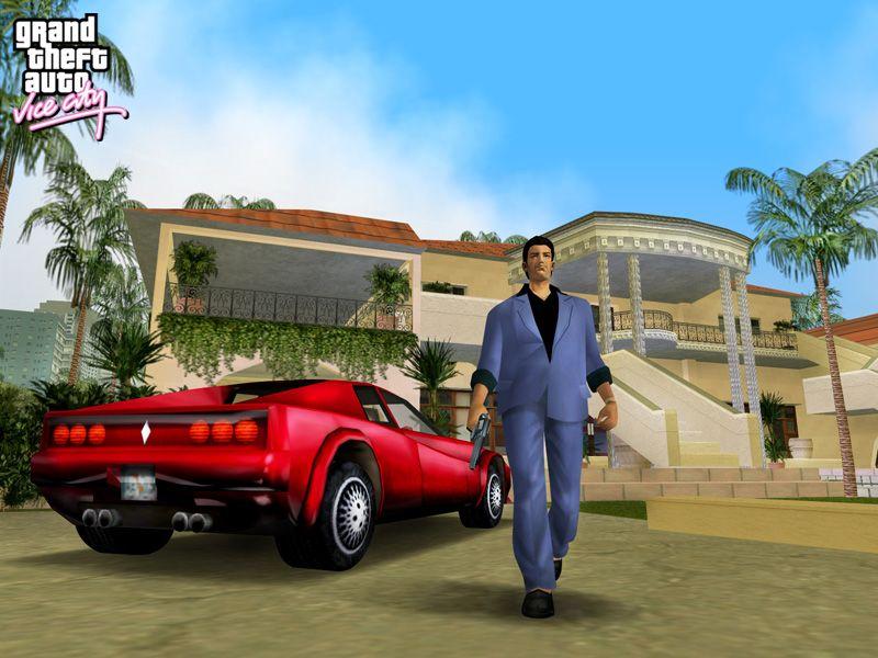 Культовая игра GTA Vice City появиться на Android в декабре