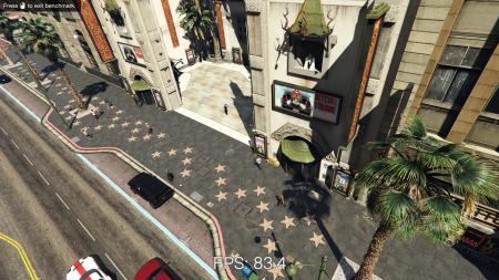 Оптимальная настройка графики в GTA 5