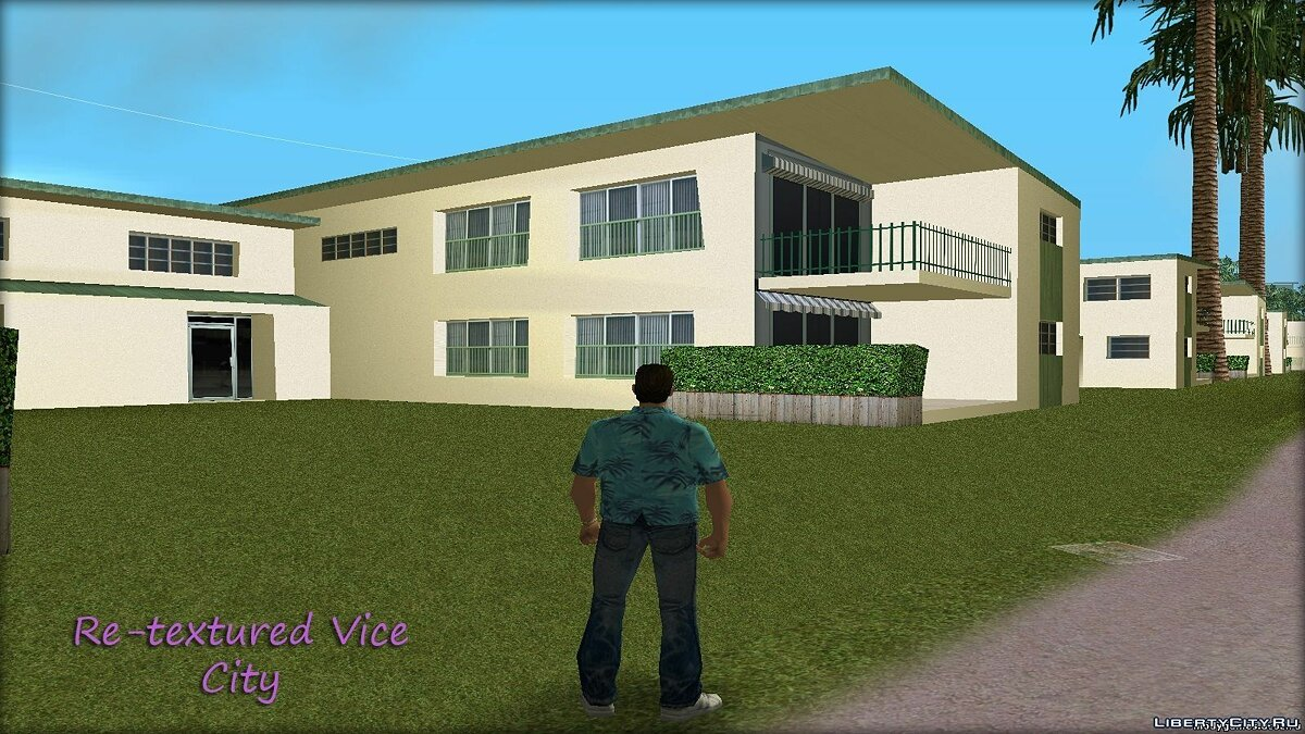 Re-textured Vice City v0.5