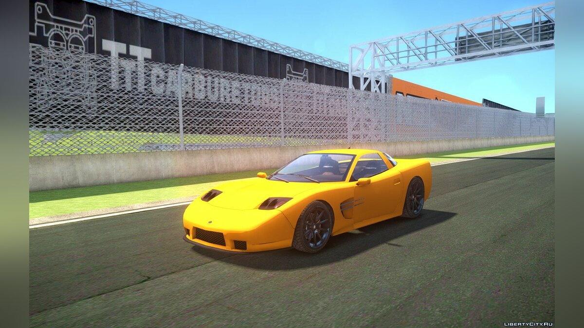 ������ Chevrolet �orvette Racing ��� GTA 4