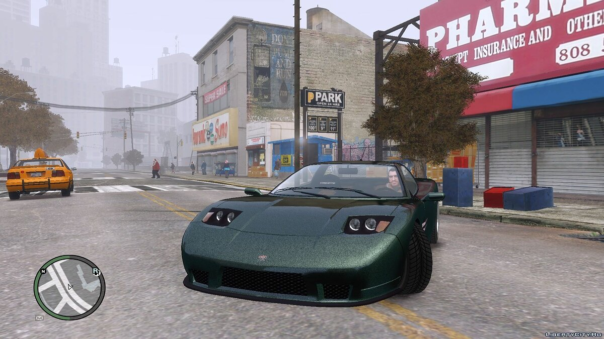 ENB ��� 99 FPS ENB ��� GTA 4