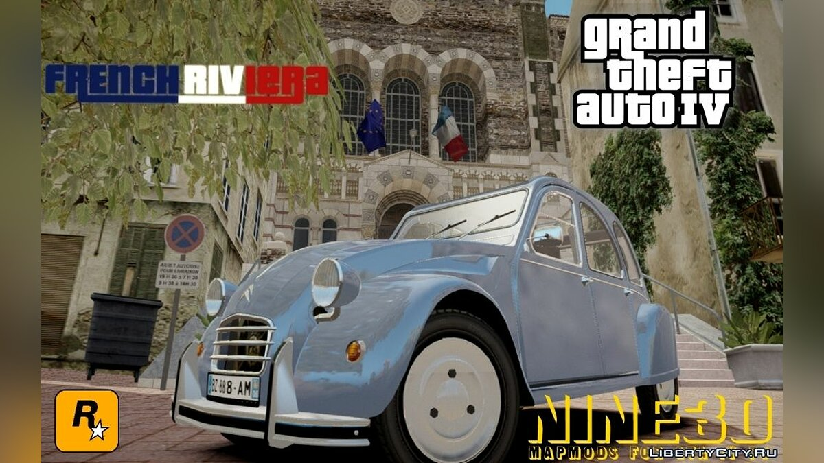 ������� ��� French Riviera Update 1.1 ��� GTA 4