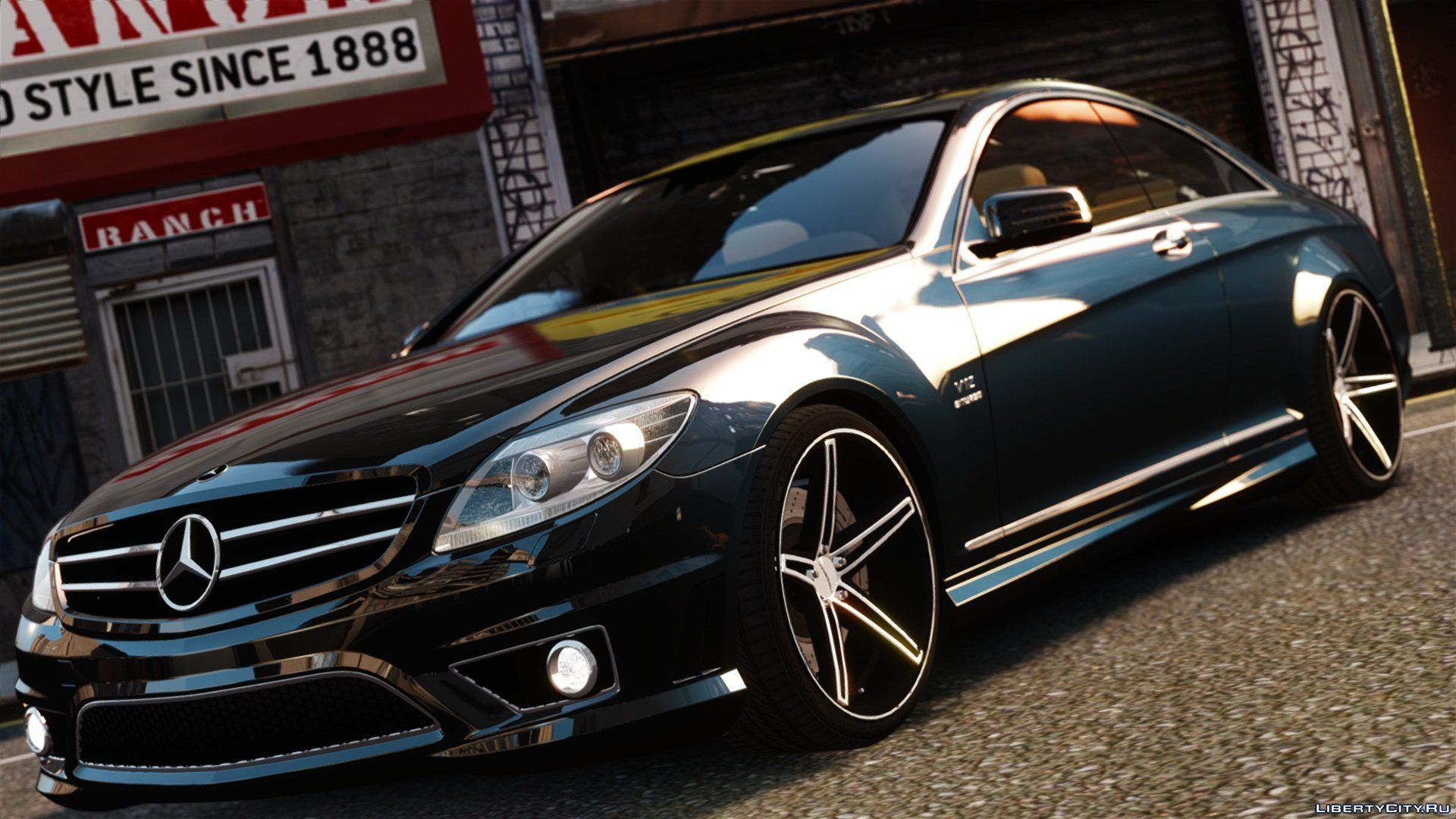 mercedes benz cl 65 amg v2 0 by daniel 555 gta 4