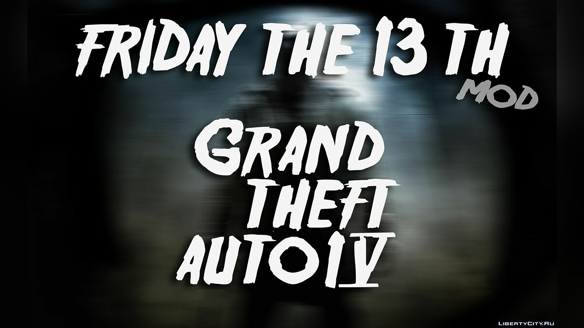 ��� Friday the 13th pack ��� GTA 4