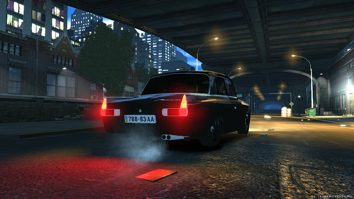 ������� Moskvich-412 IE ��� GTA 4