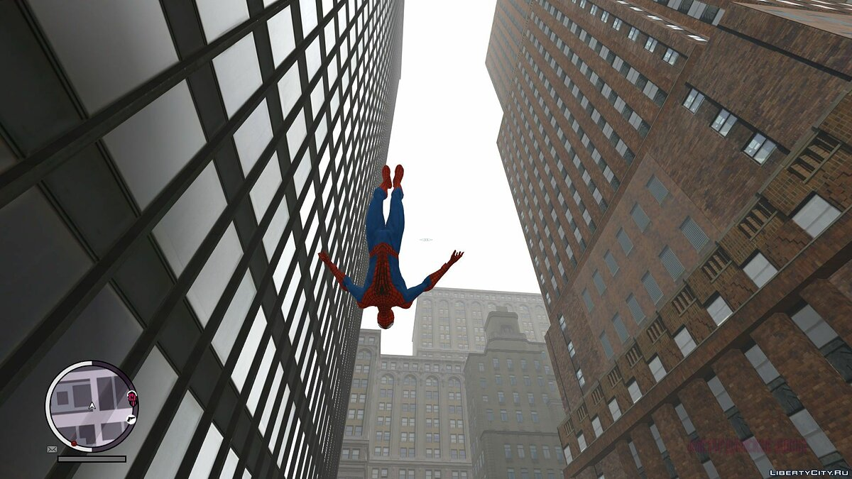 ���������� ��� SpiderManIV ��� GTA 4
