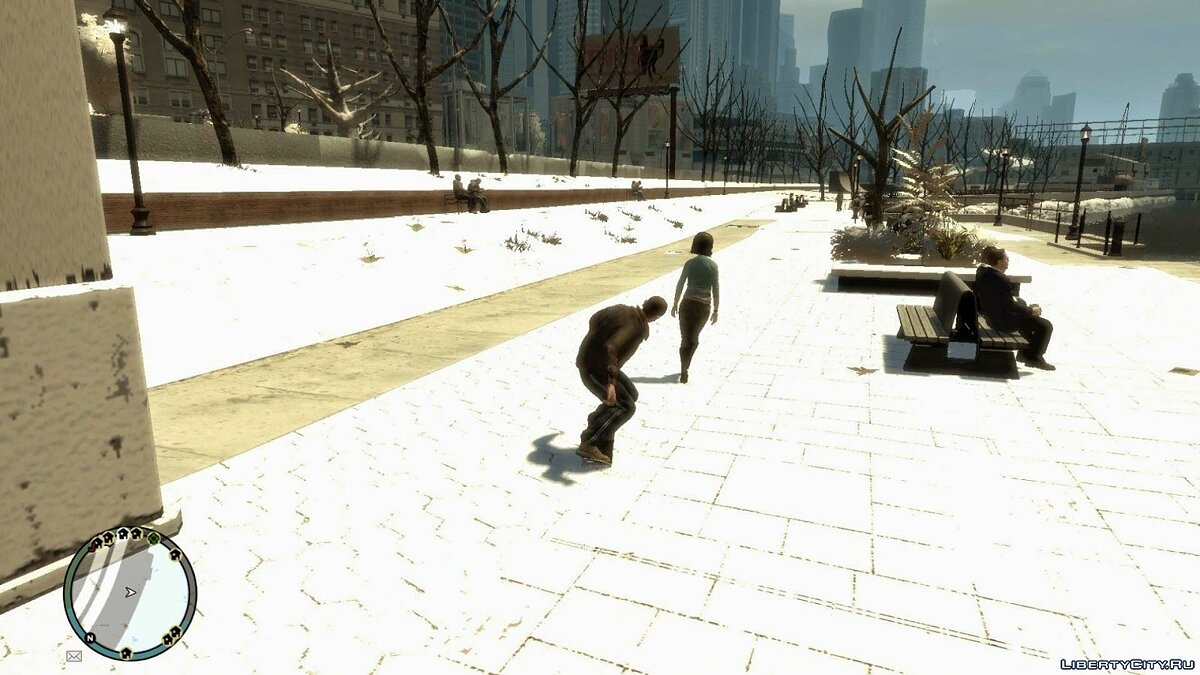 ���������� ��� SkateIV beta ��� GTA 4