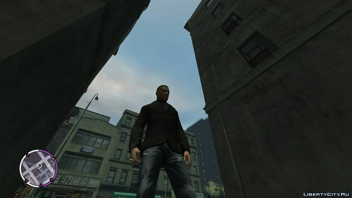 ���������� ��� Smoke Mod. Version 1.0 ��� GTA 4