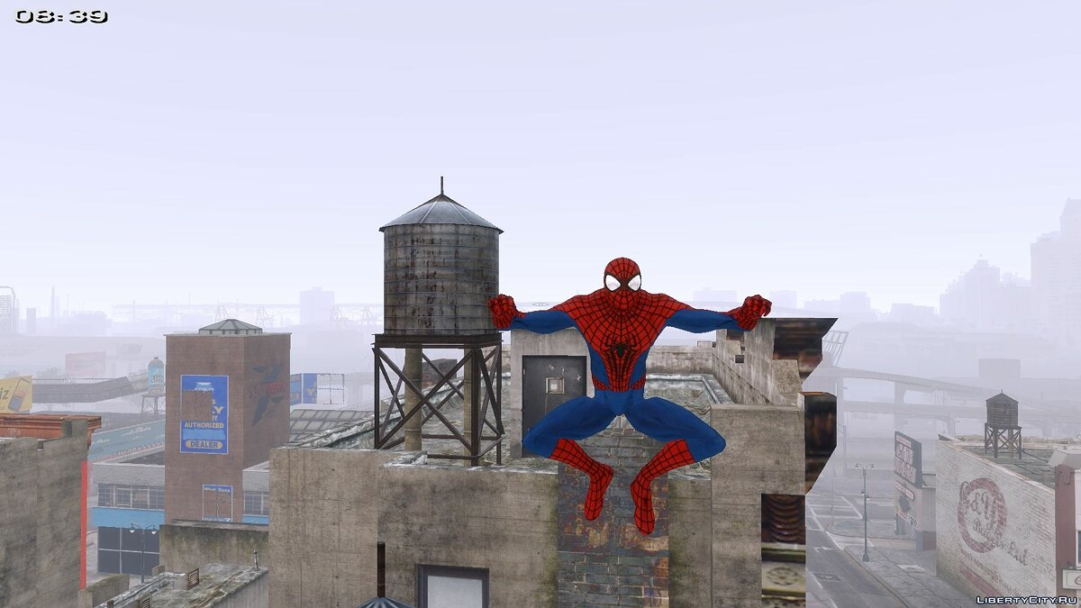 ���������� ��� SpiderManIV + Performance ��� GTA 4