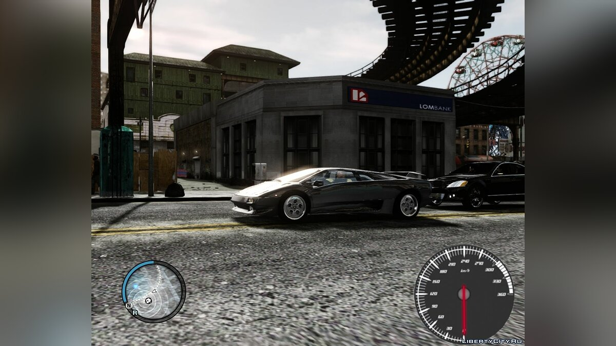 ���������� ��� Dynamic Speedometer ��� GTA 4