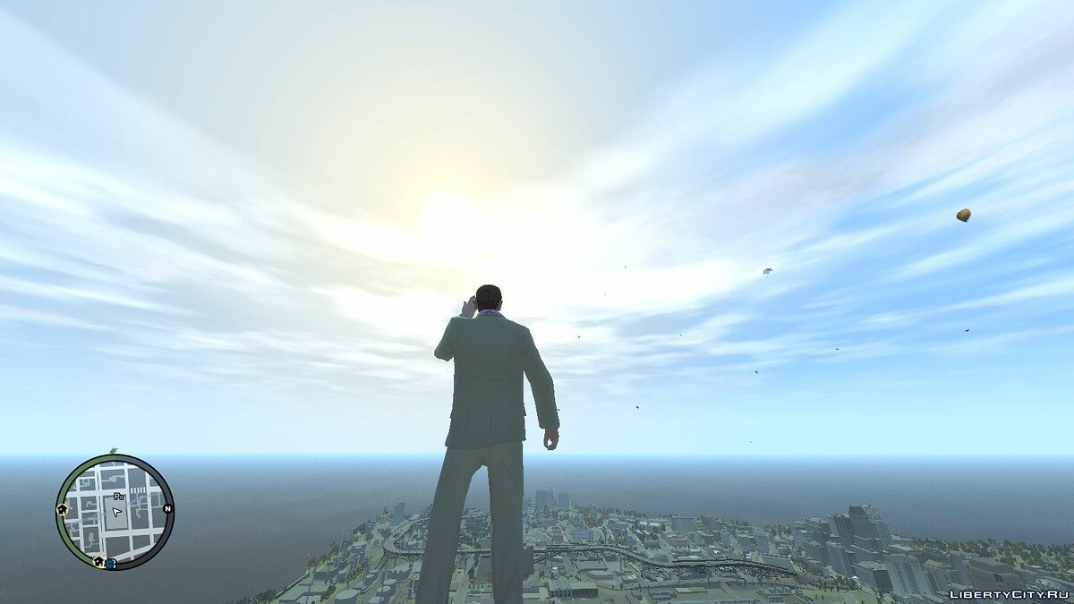 ���������� ��� Better Clouds ��� GTA 4