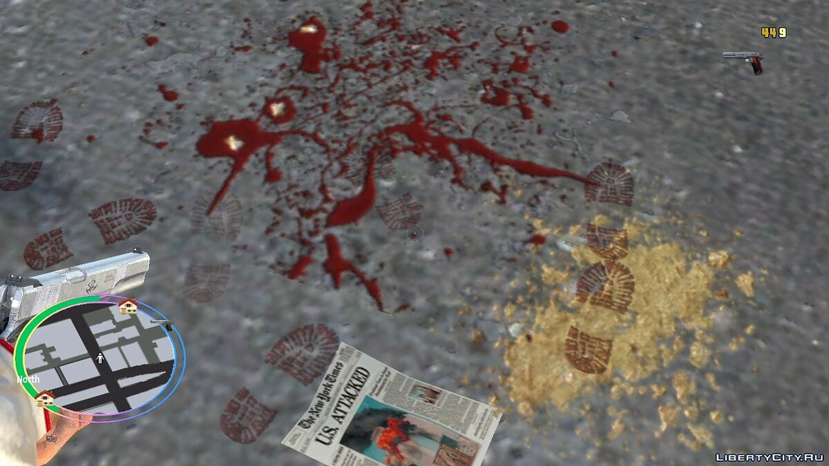 ���������� ��� Real Blood Life Mod ��� GTA 4