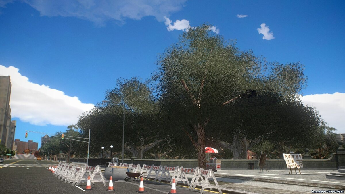 ���������� ��� Trees Textures by DPeasant3 ��� GTA 4