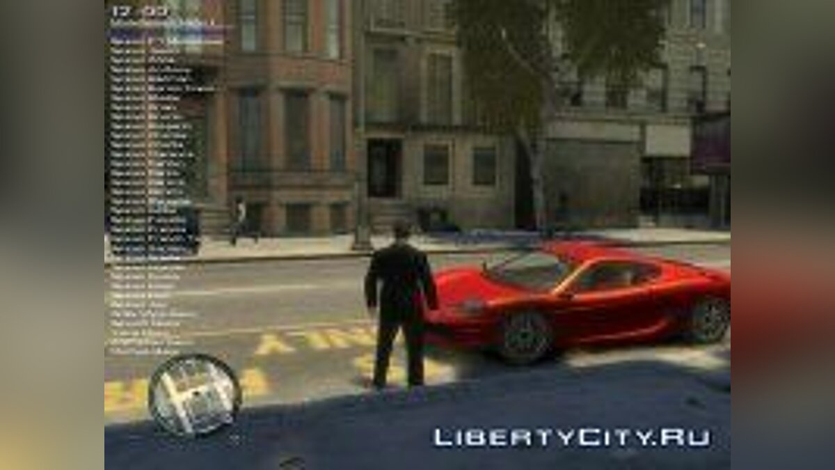 ������� Episodes from Liberty City ������� +8 ��� GTA 4
