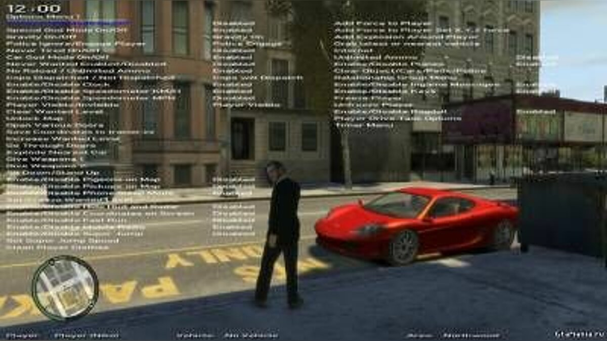������� Simple Native Trainer Version 6.4 ��� GTA 4