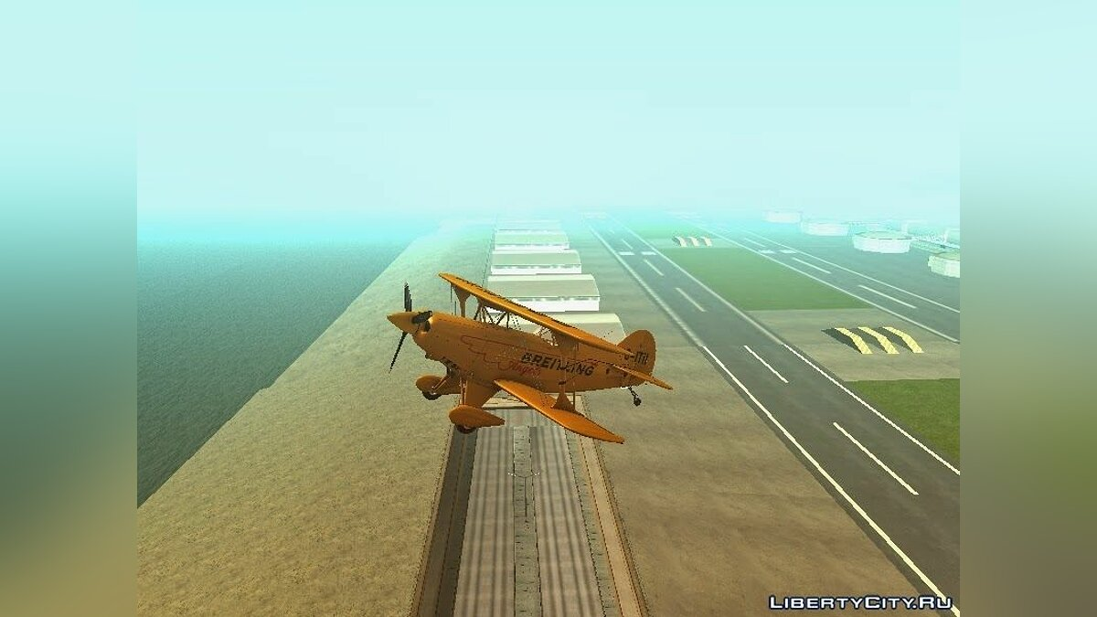 ������� � �������� Alabeo PITTS S2S Angels ��� GTA San Andreas