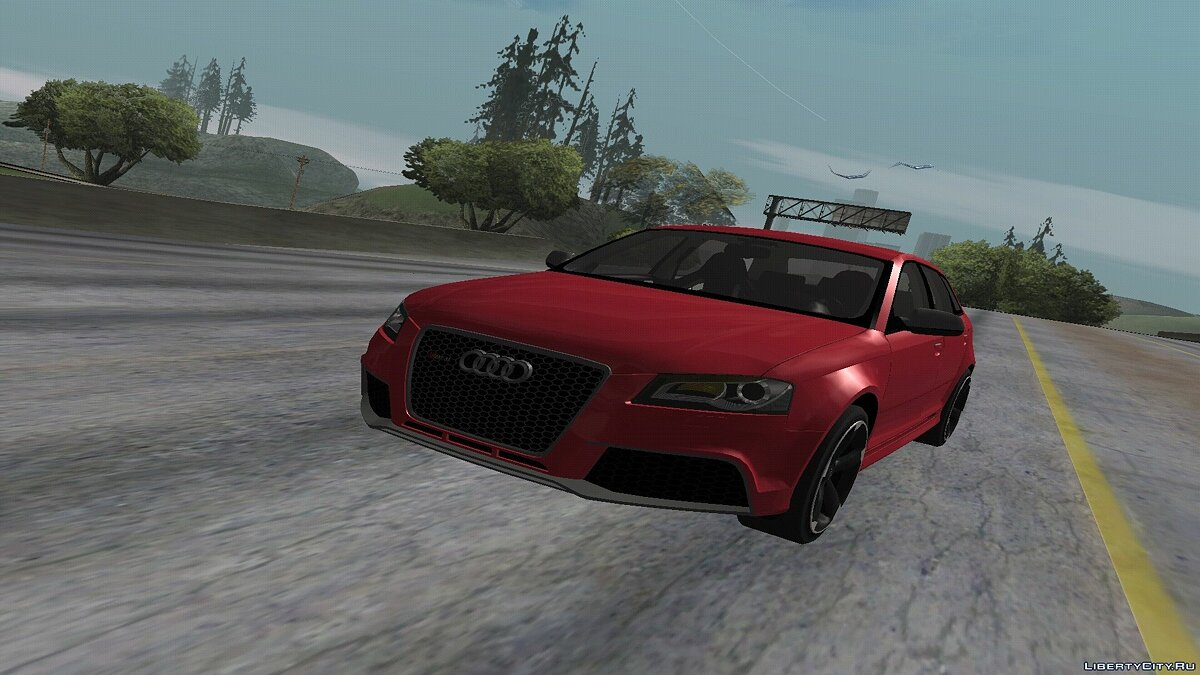������ Audi RS3 2013 ��� GTA San Andreas