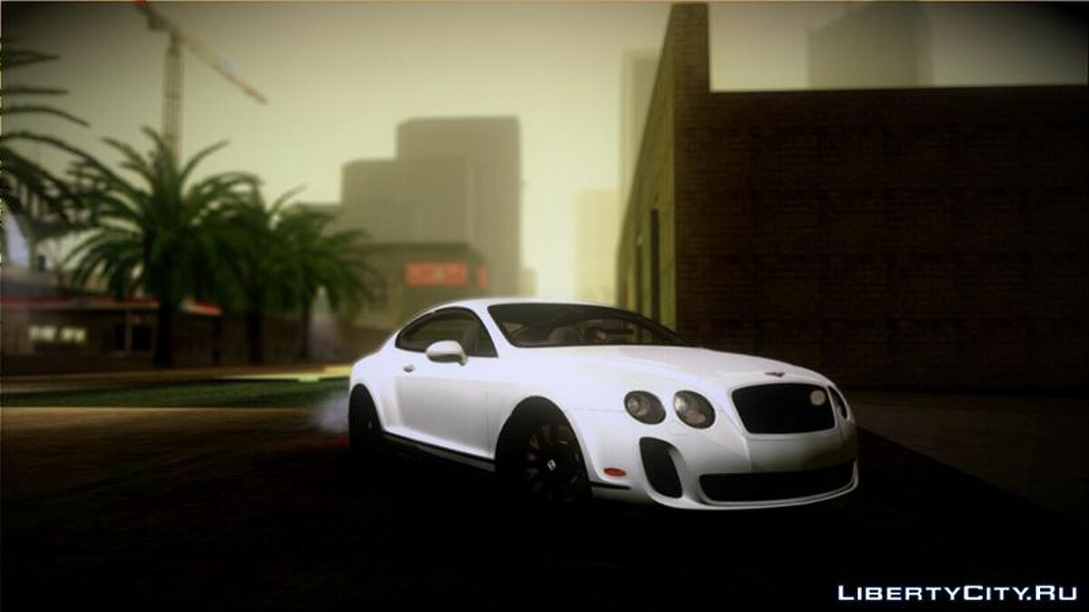 ������ Bentley Continental SuperSports ��� GTA San Andreas