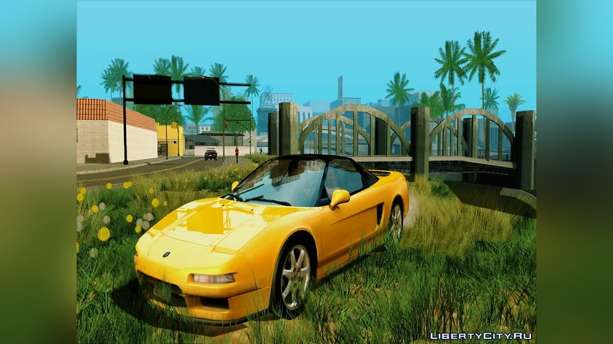 ENB ��� ENB Series SP/MP ��� GTA San Andreas