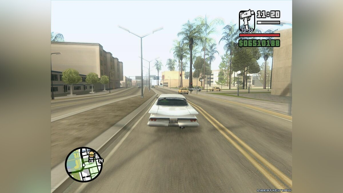 ENB Series v0.158 ��� GTA San Andreas