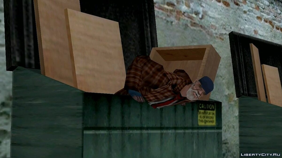 ��� ����� Assassin's Creed: Poverty ��� GTA San Andreas