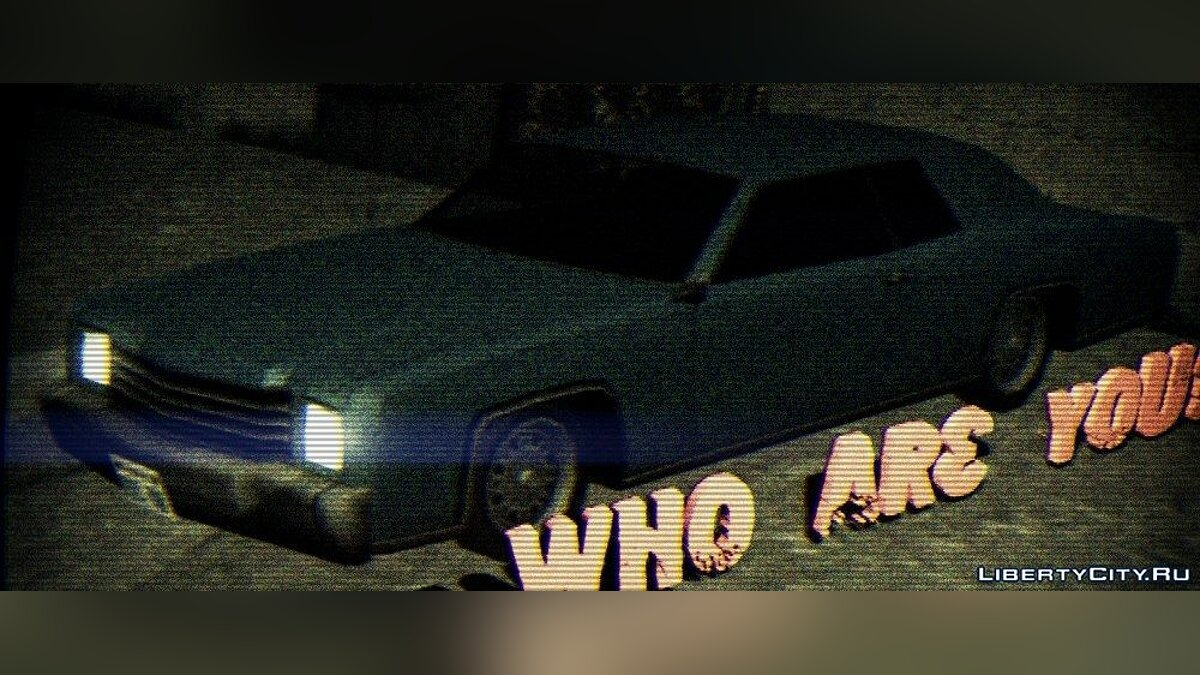 ��� ����� Who Are You. Episode 1 ��� GTA San Andreas