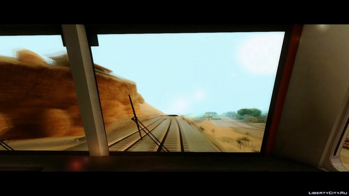 ��� ����� San Andreas from the railway ��� GTA San Andreas
