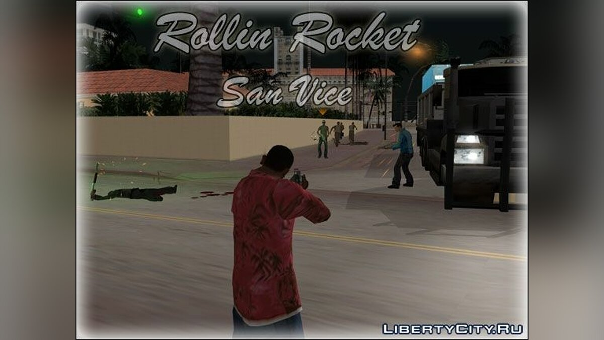 ��� San Vice Beta 3 ��� GTA San Andreas