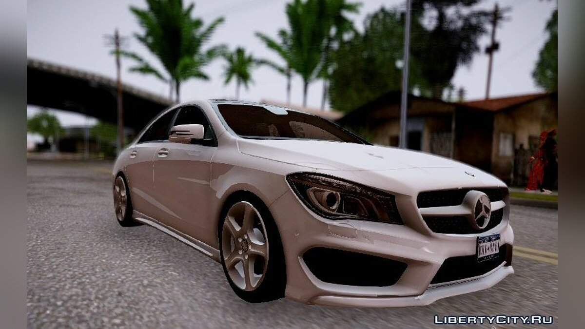 2013 Mercedes-Benz CLA250 ��� GTA San Andreas