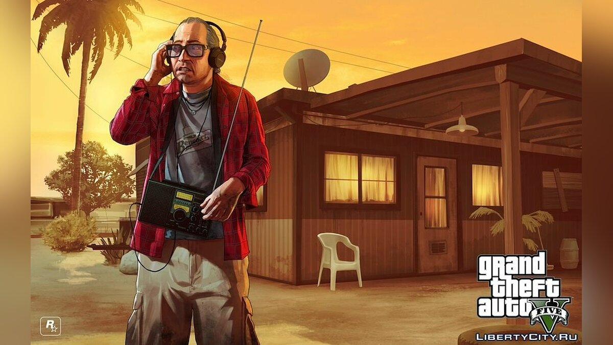 ��� GTA V Radio Icons ��� GTA San Andreas