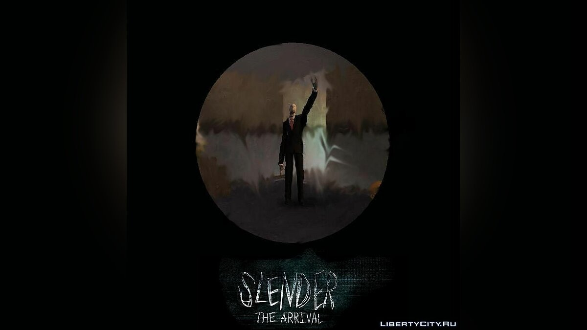 ��� Slender: The arrival. Found 8 Diaries ��� GTA San Andreas