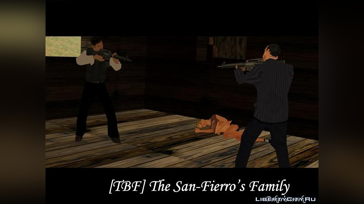 ����� ������ [TBF] The San Fierro's family ��� GTA San Andreas