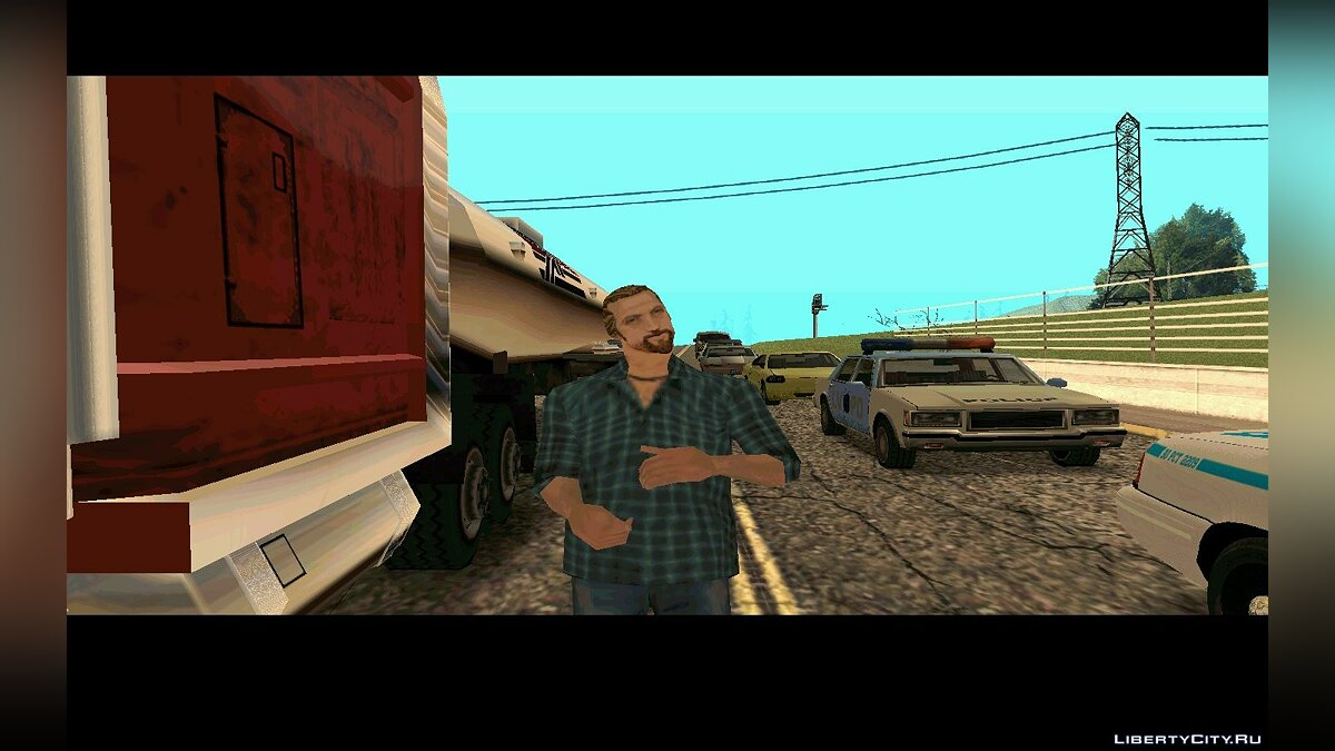 ����� ������ Wrong Turn ��� GTA San Andreas