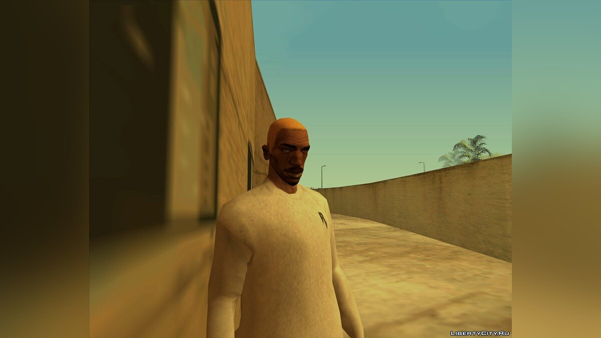 ����� �������� ���� CJ ��� � ������ ���� (�����) ������ ��� GTA San Andreas
