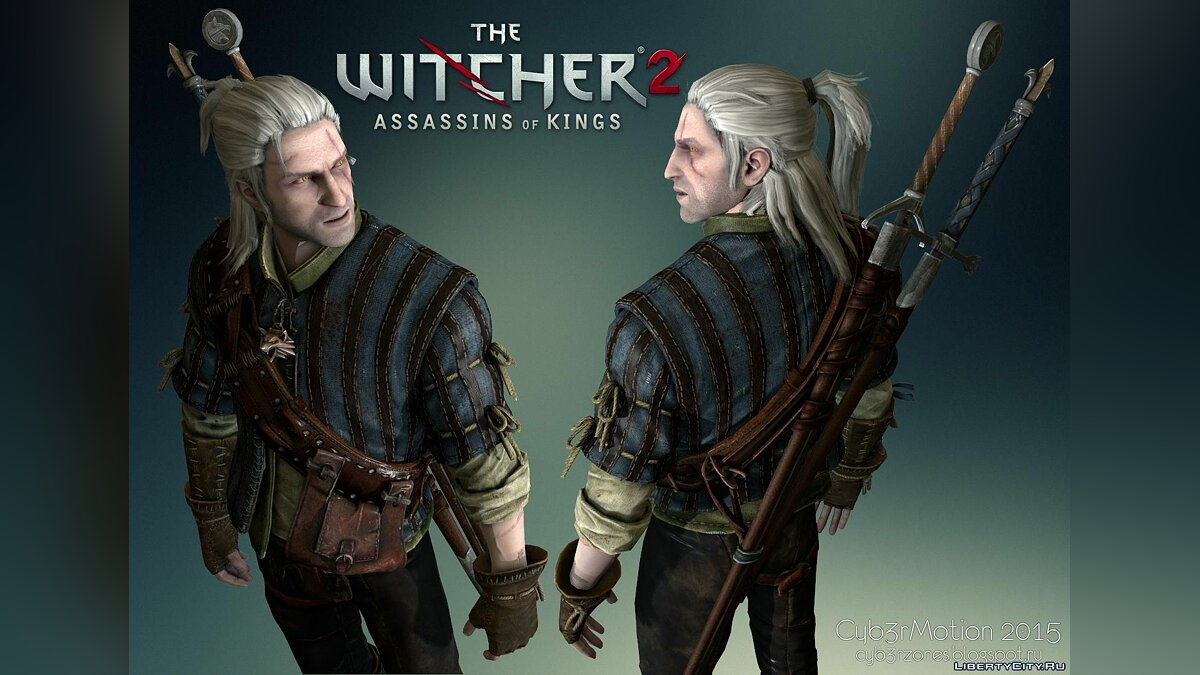 ����� �������� �������(The Witcher) ��� GTA San Andreas
