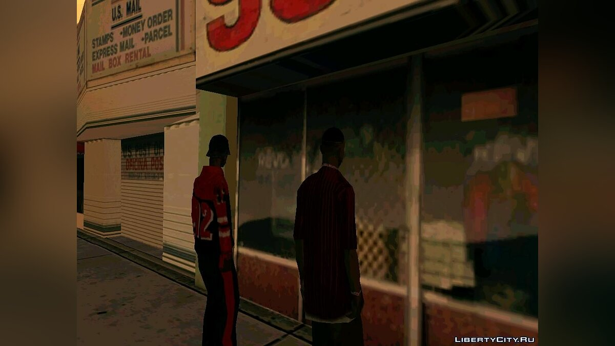 ��� Doggers Gang (beta) ��� GTA San Andreas