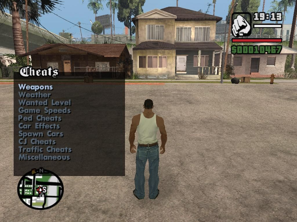 how to get money in gta san andreas ps2