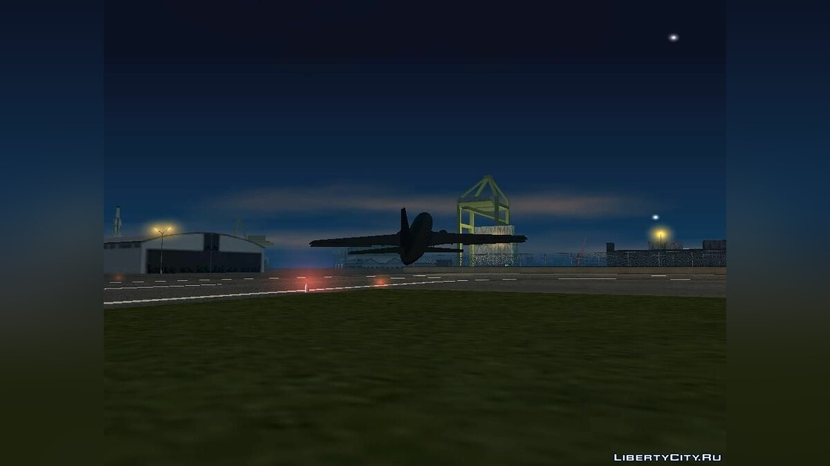 CLEO ������ Air Traffic  - ��������� ���� � ���������� ��� GTA San Andreas