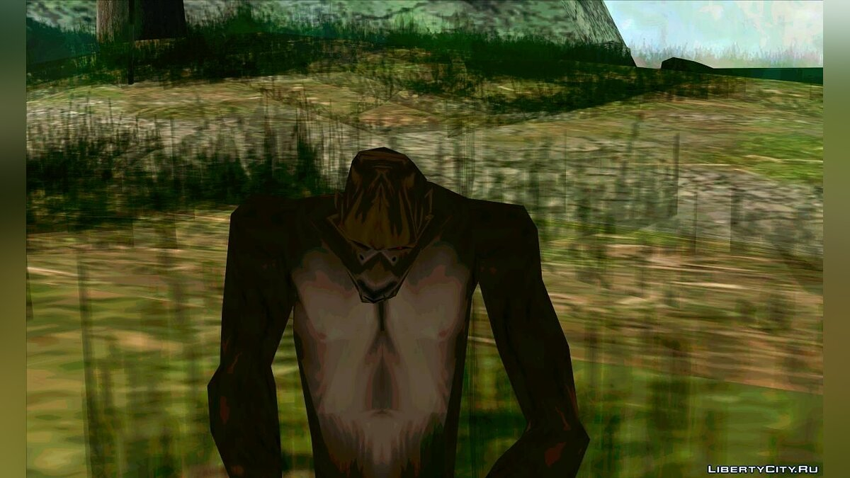 CLEO ������ ������� ������� (Bigfoot) �� ���� ������� ��� GTA San Andreas