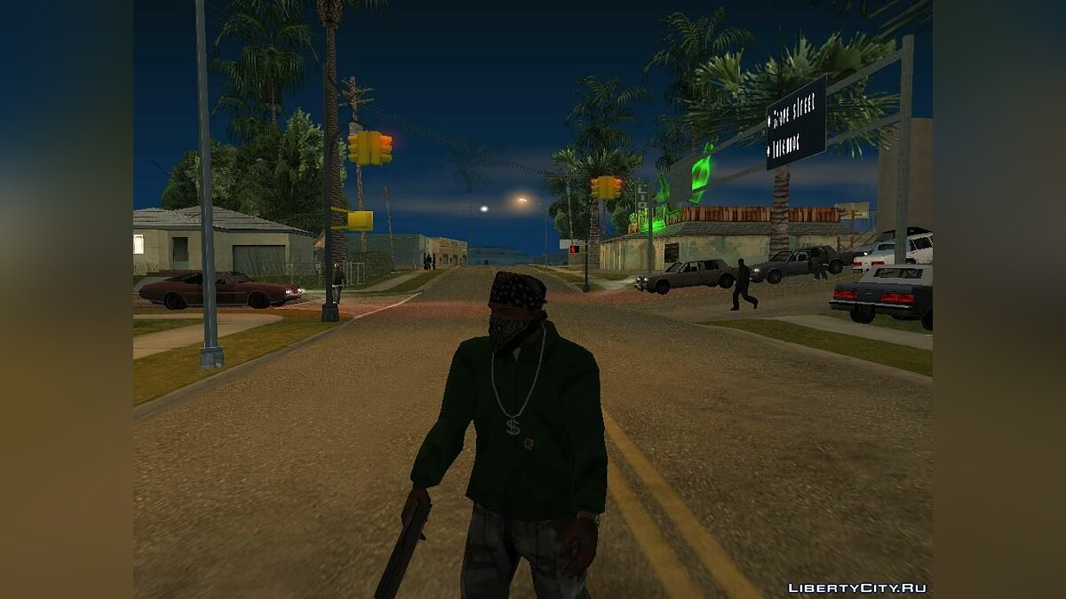 CLEO ������ Auto Traffic  - ��������� ����� ��� GTA San Andreas