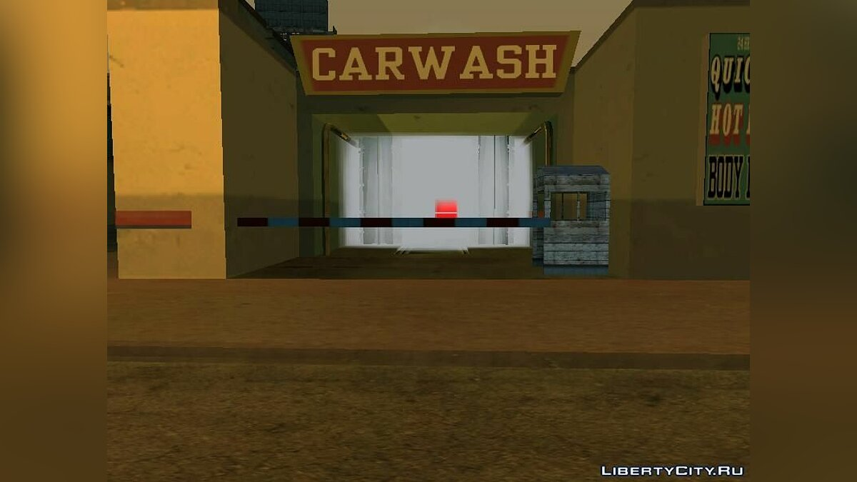 CLEO ������ Carwash By EdUaRdO ��� GTA San Andreas