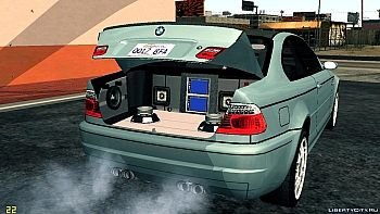 Music car ��� GTA San Andreas