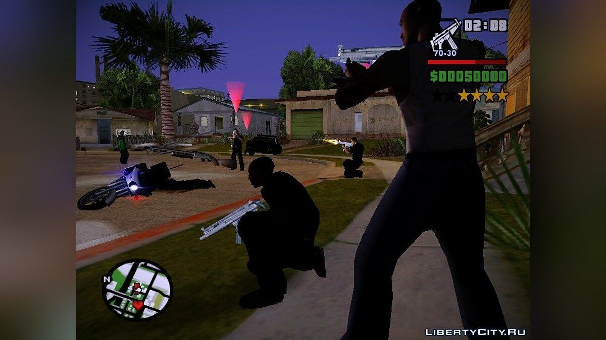 CLEO ������ ����������� � mp5 ��� GTA San Andreas