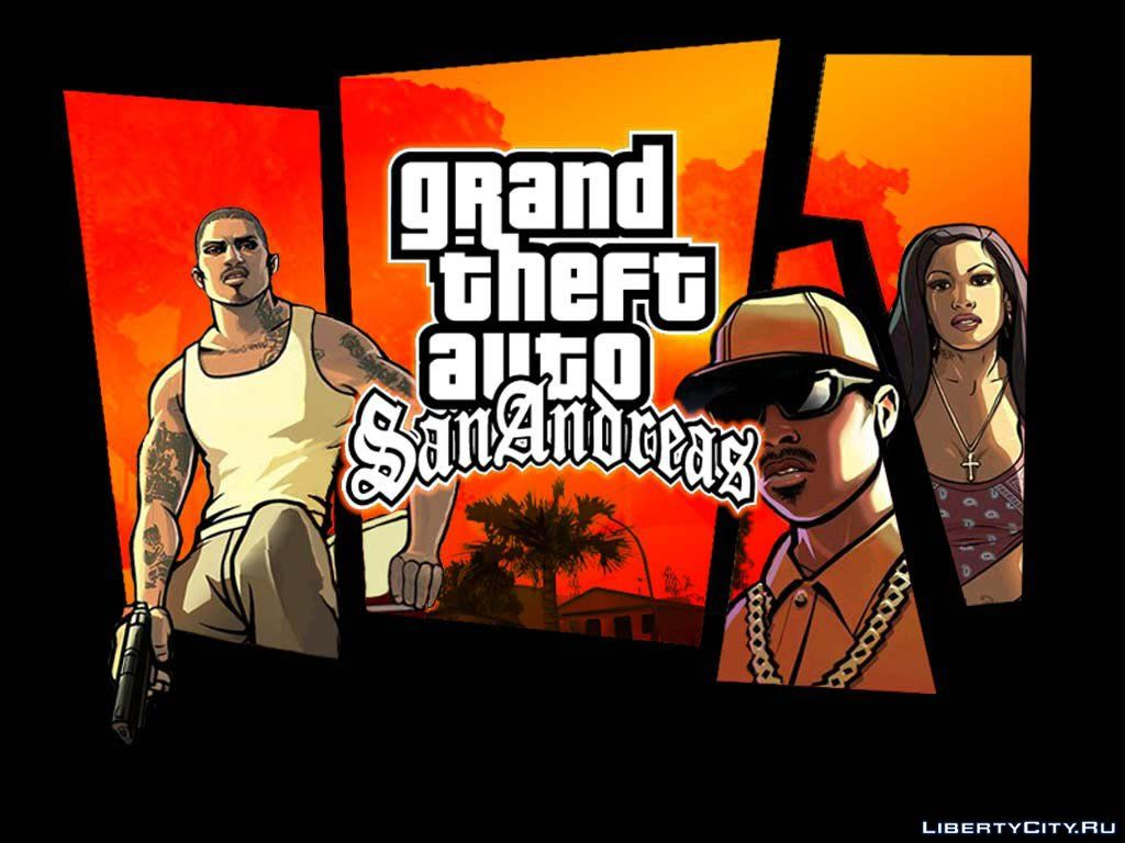 Кряк для Grand Theft Auto - San Andreas v1.0 PL NoDVD от RELOADED.