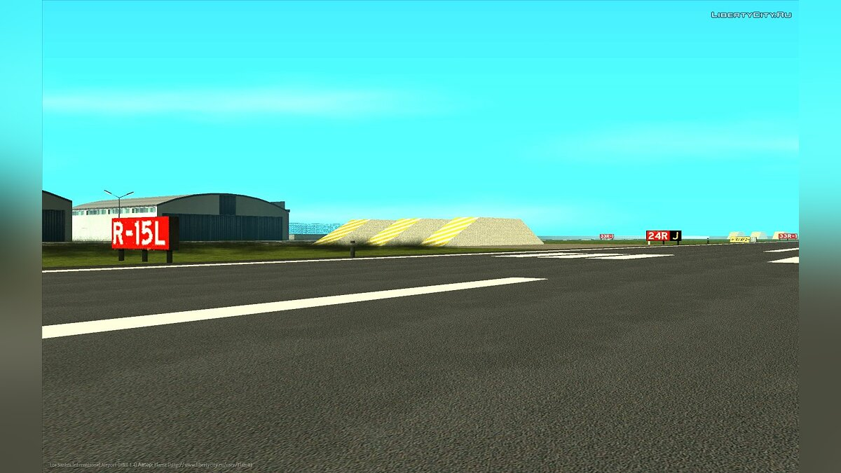 Los Santos International Airport (HRT 1.4) ��� GTA San Andreas