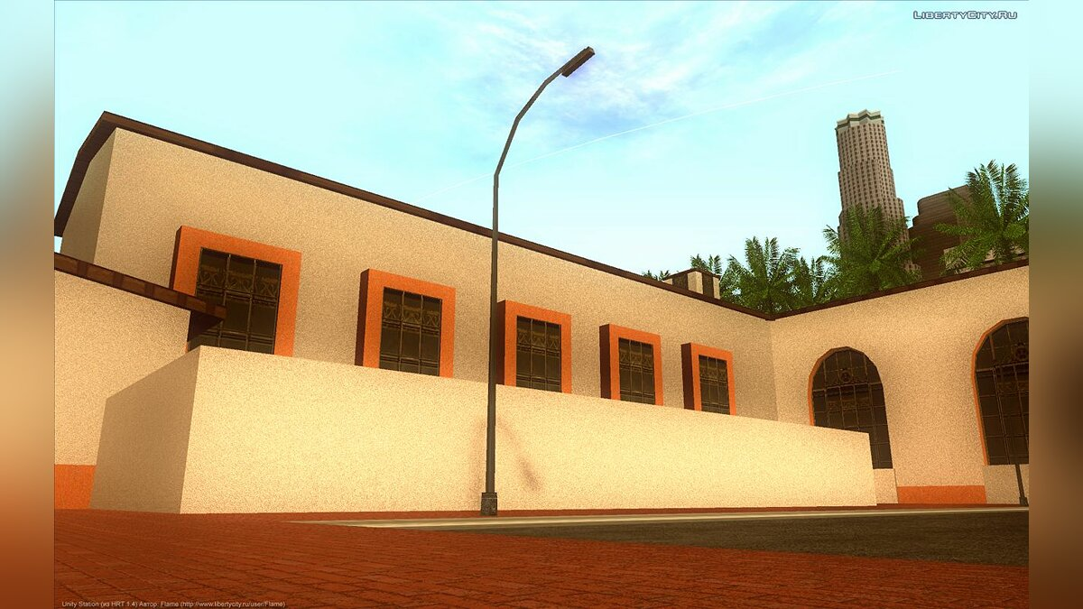 Unity Station (�� HRT 1.4) ��� GTA San Andreas