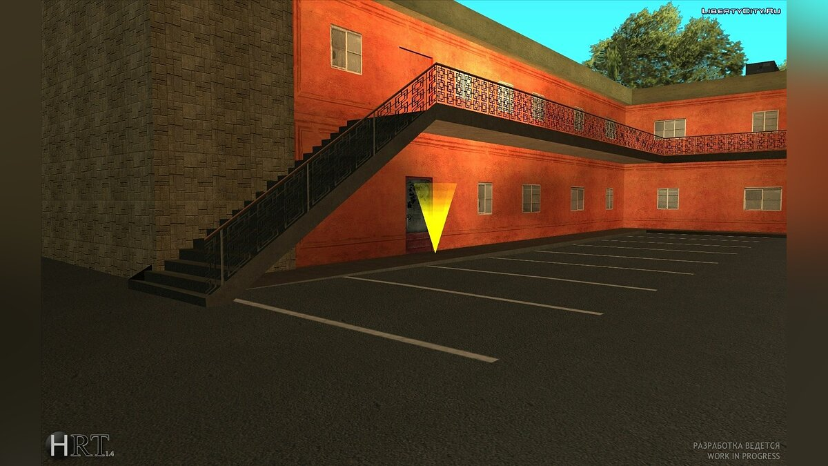 Jefferson Motel (�� HRT 1.4) ��� GTA San Andreas