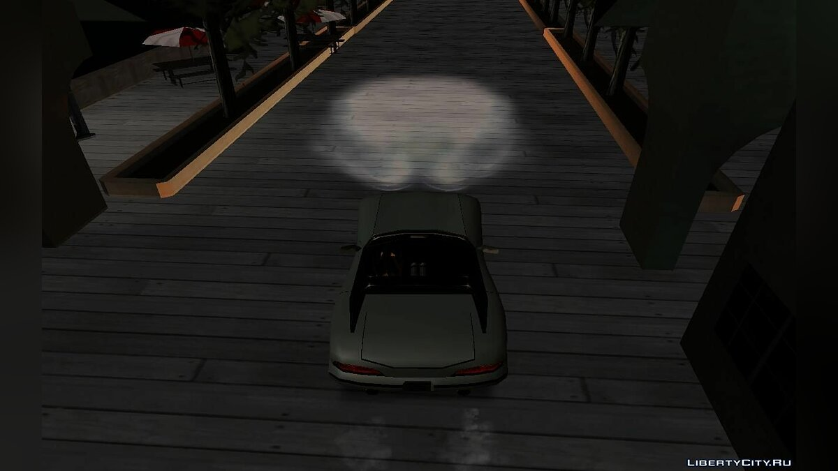 ���������� ��� New Particle ��� GTA San Andreas