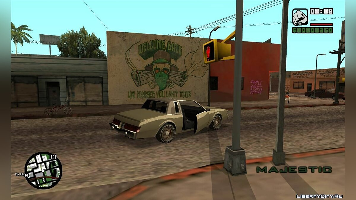 ���������� ��� GTA V HQ Wall (We missed you last time) ��� GTA San Andreas