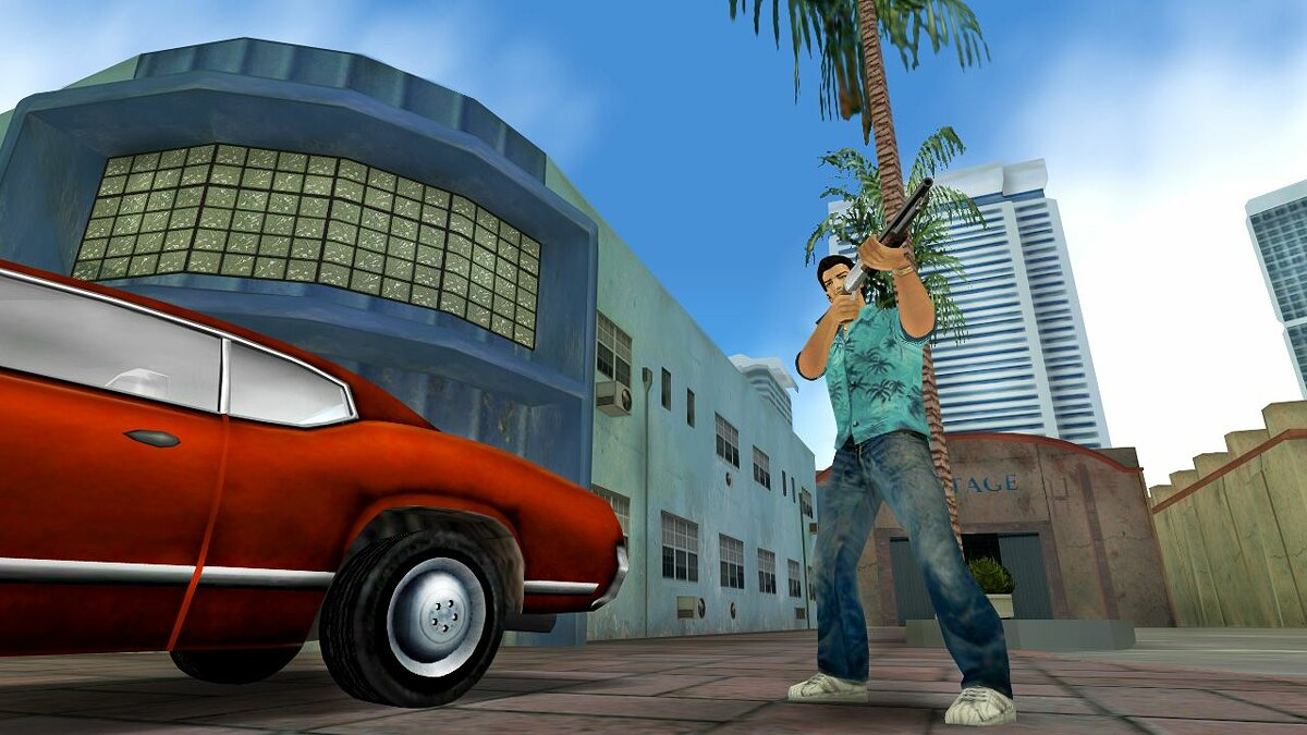 ���������� ���������� �� 100% ��� GTA Vice City